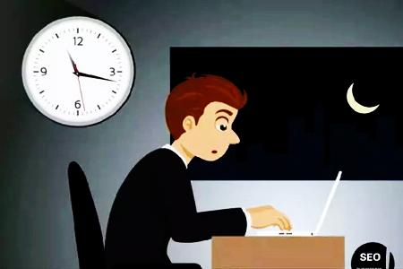 SEO为什么要懂得业精于勤?